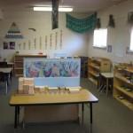 K-1 classroom
